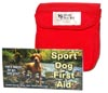 Sport Dog red bag